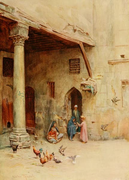 An Artist in Egypt - The Takhtabosh (1912)
