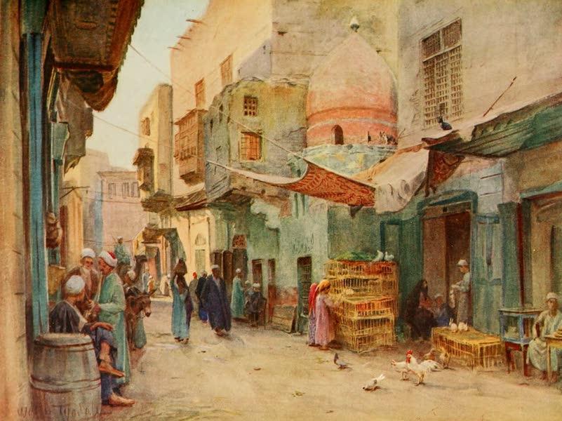 An Artist in Egypt - The Tomb of Sheykh Abd-el-deym (1912)
