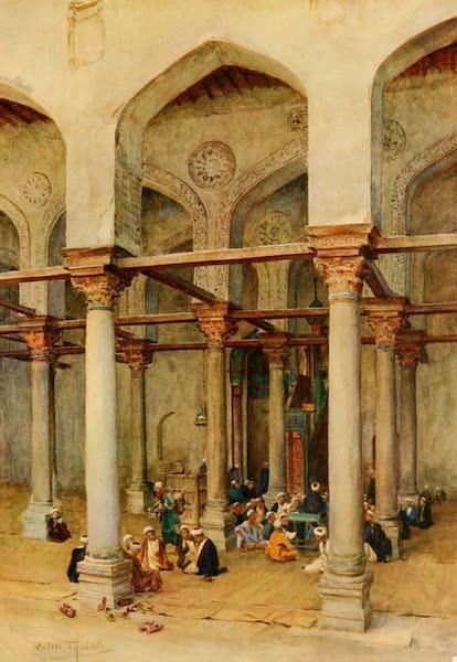 An Artist in Egypt - Arab School (1912)