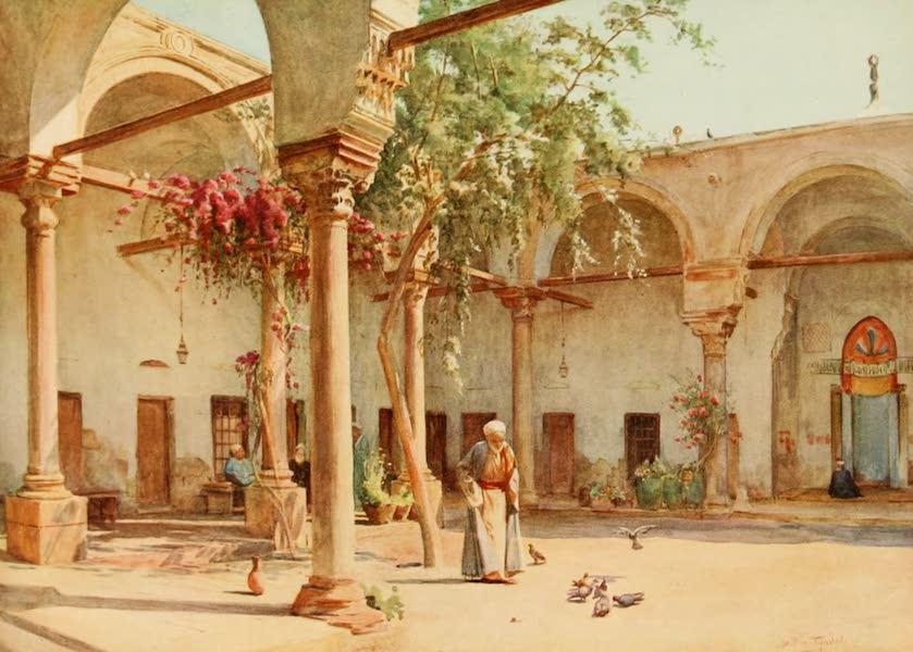 An Artist in Egypt - Persian Almshouses (1912)