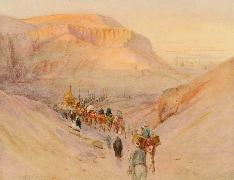 An Artist in Egypt - Return of the Holy Carpet (1912)