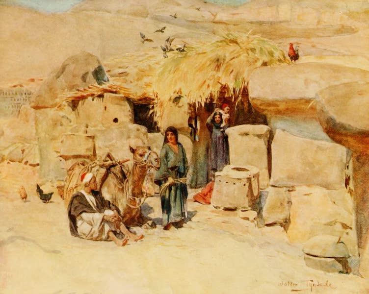An Artist in Egypt - A Theban Homestead (1912)