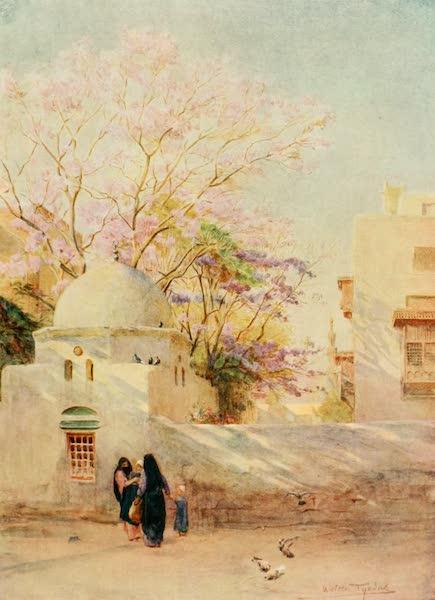 An Artist in Egypt - The Jacaranda (1912)