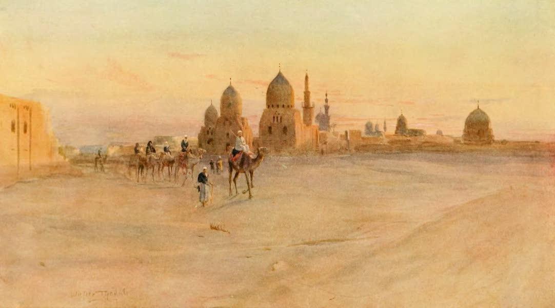 An Artist in Egypt - The Tombs of the Khalifs (1912)
