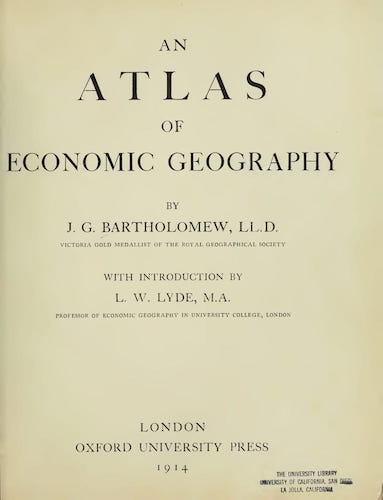 English - An Atlas of Economic Geography