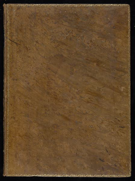 An Authentic Account of an Embassy from the King of Great Britain to the Emperor of China [Vol. 3: Plates] - Front Cover (1797)