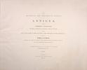 An Historical and Descriptive Account of Antigua