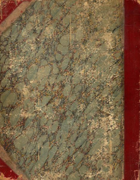 An Historical Atlas - Back Cover (1830)