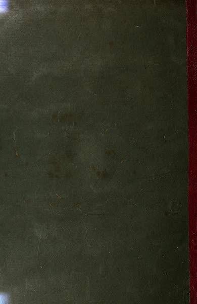 An Historical Memento Representing the Glorious Peace of 1814 - Back Cover (1814)