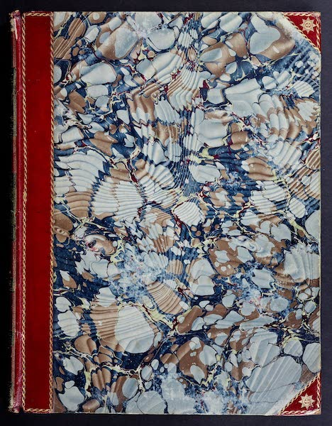An History of the Principal Rivers of Great Britain Vol. 1 - Front Cover (1794)