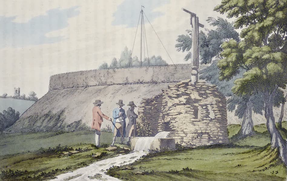 An History of the Principal Rivers of Great Britain Vol. 1 - Thames Head (1794)