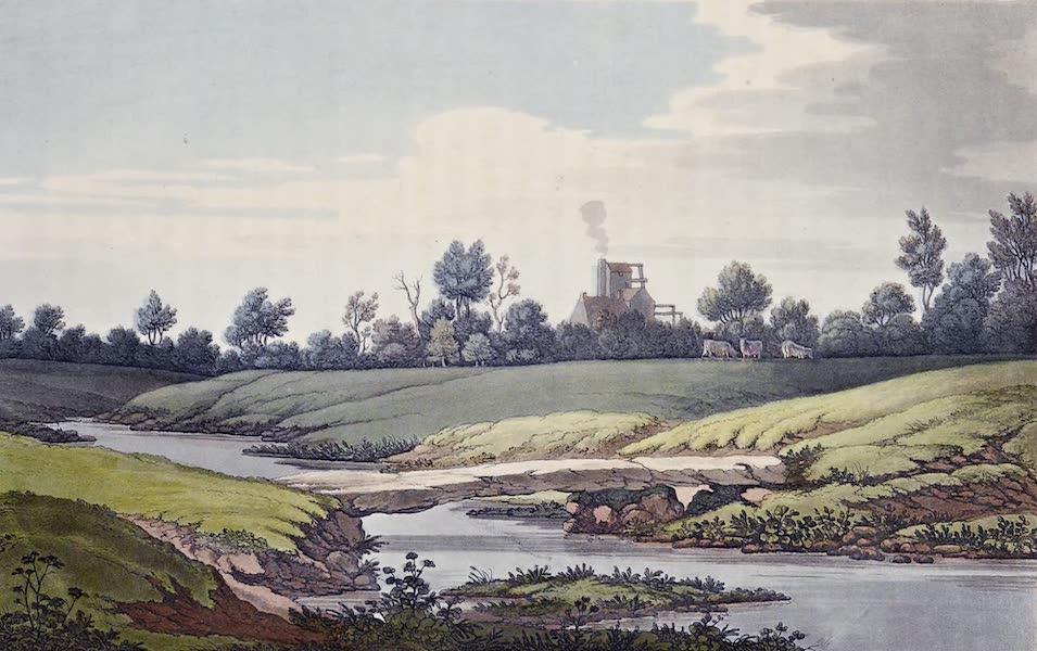 An History of the Principal Rivers of Great Britain Vol. 1 - Bridge in Kemble Meadow (1794)