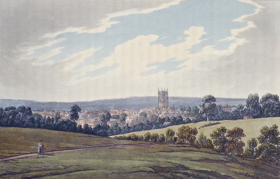 An History of the Principal Rivers of Great Britain Vol. 1 - Cirencester (1794)