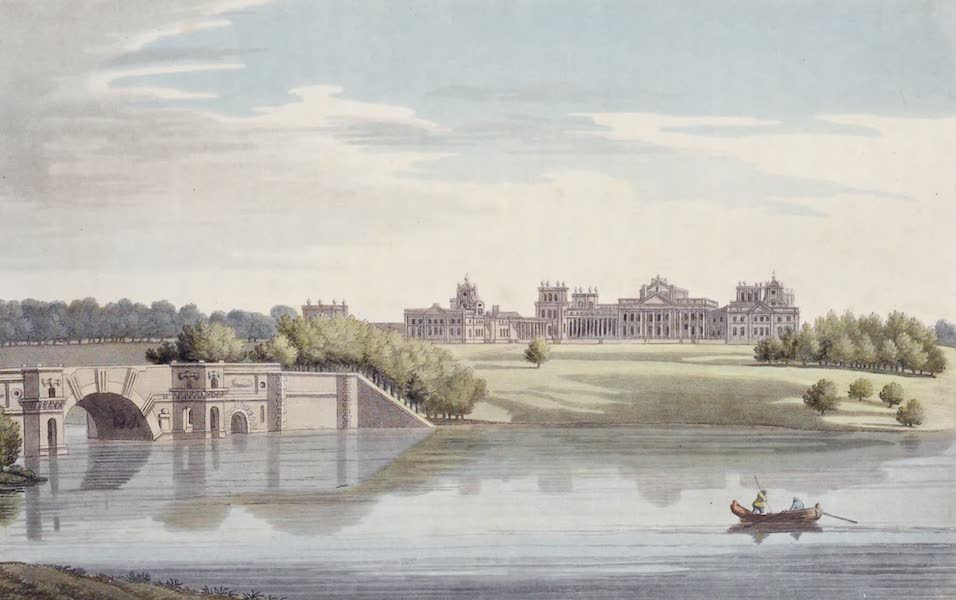 An History of the Principal Rivers of Great Britain Vol. 1 - Blenheim (1794)