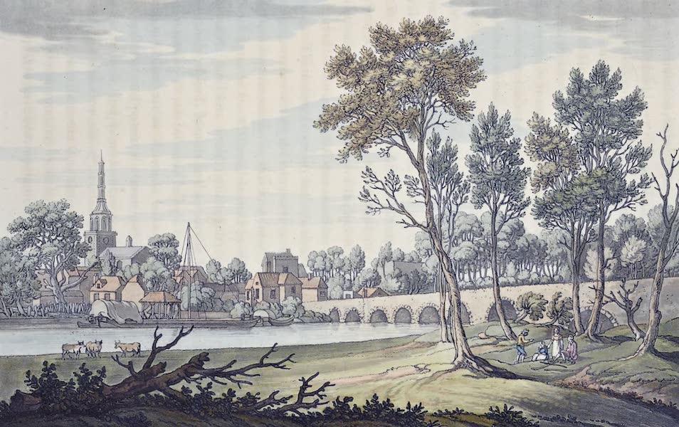 An History of the Principal Rivers of Great Britain Vol. 1 - Wallingford (1794)