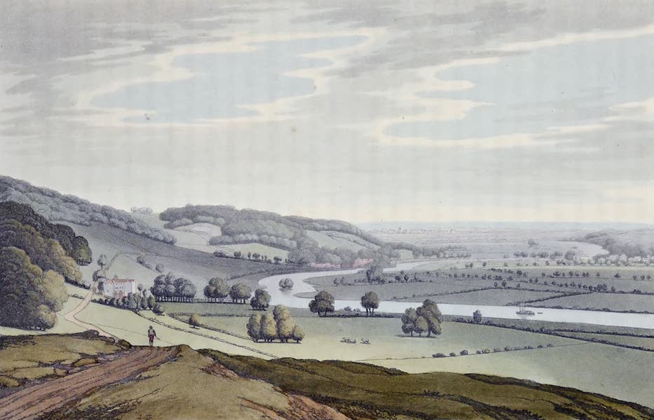 An History of the Principal Rivers of Great Britain Vol. 1 - Hardwick and Maple Durham (1794)