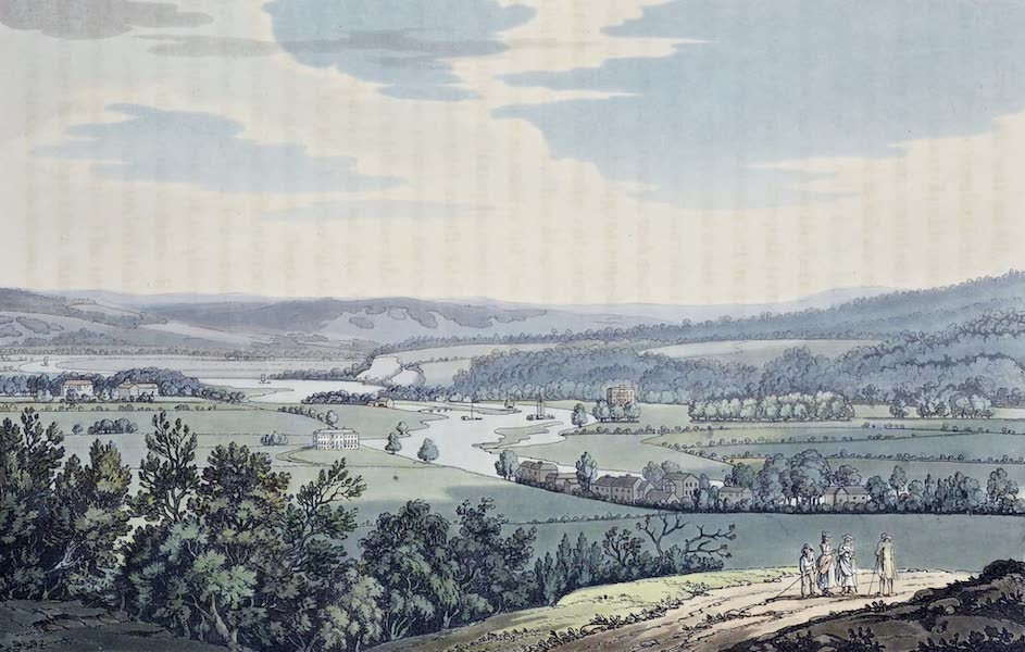 An History of the Principal Rivers of Great Britain Vol. 1 - Temple, and Harleford (1794)