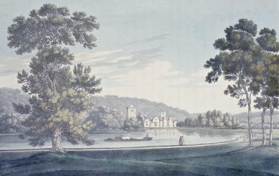 An History of the Principal Rivers of Great Britain Vol. 1 - Bisham Abbey (1794)