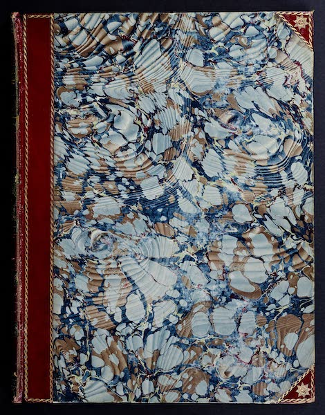 An History of the Principal Rivers of Great Britain Vol. 2 - Front Cover (1794)