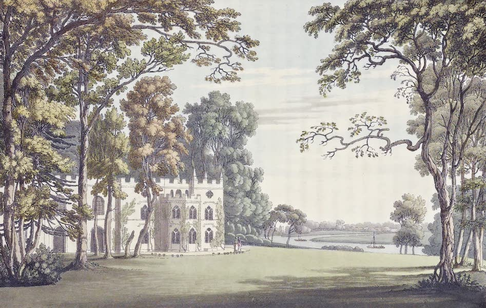 An History of the Principal Rivers of Great Britain Vol. 2 - Strawberry Hill (1794)