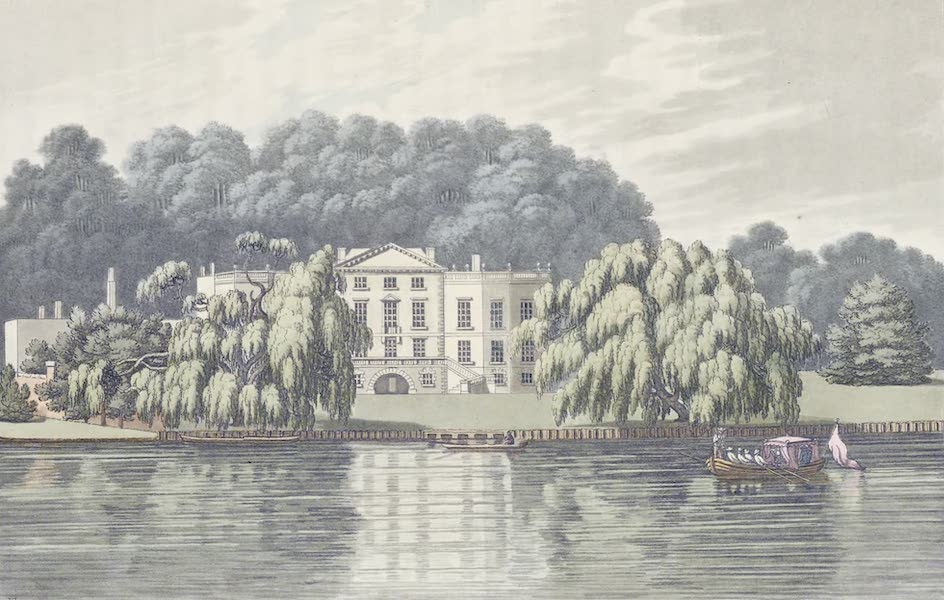An History of the Principal Rivers of Great Britain Vol. 2 - Pope's House (1794)