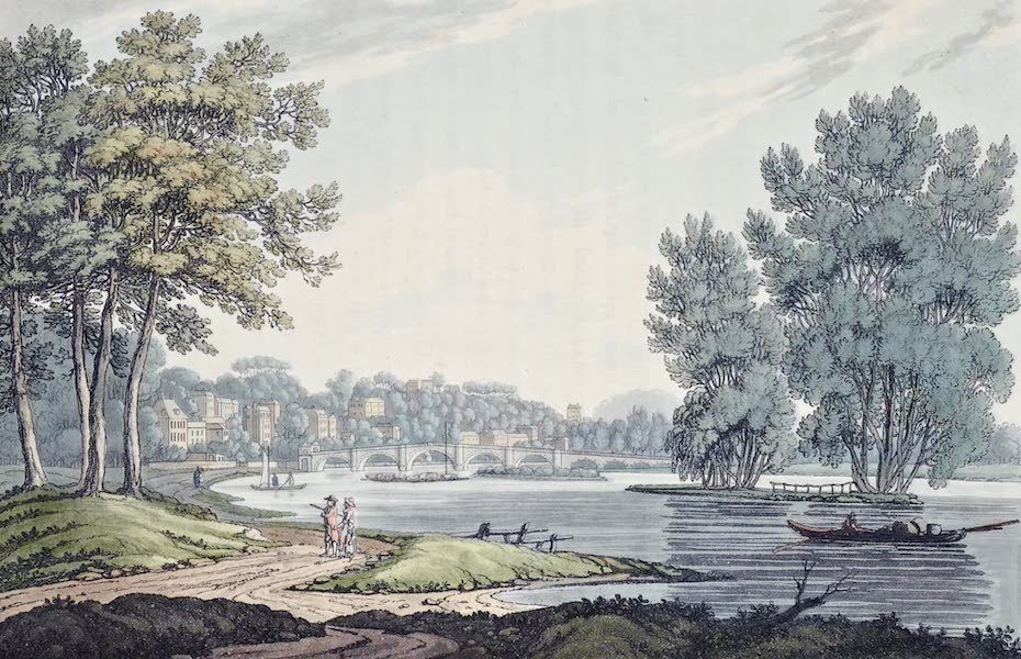 An History of the Principal Rivers of Great Britain Vol. 2 - Richmond (1794)