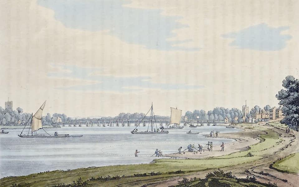 An History of the Principal Rivers of Great Britain Vol. 2 - Putney Bridge (1794)