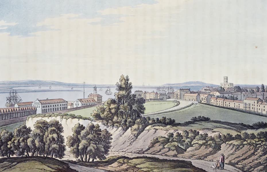 An History of the Principal Rivers of Great Britain Vol. 2 - Woolwich (1794)