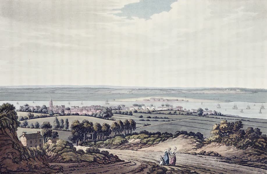 An History of the Principal Rivers of Great Britain Vol. 2 - Gravesend (1794)