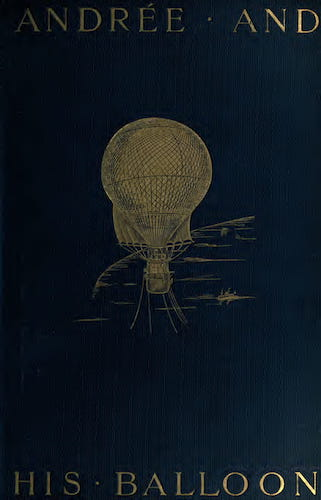 Aquatint & Lithography - Andree and His Balloon