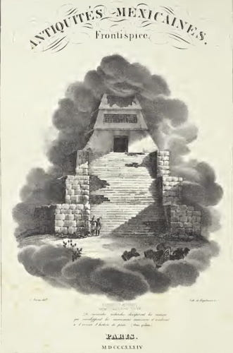 Antiquites Mexicaines (1844)