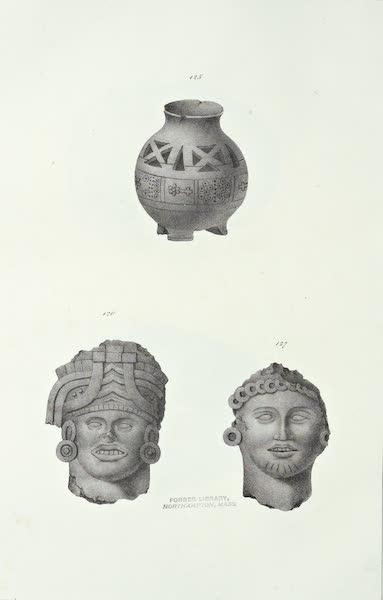 Antiquites Mexicaines - 2ème Expedition - Planche LXVI (1844)