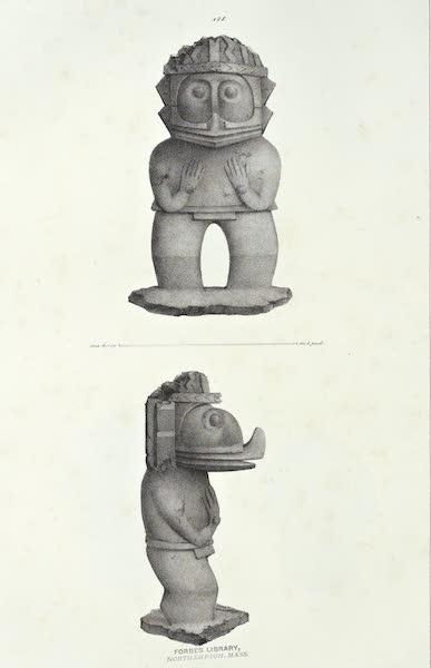 Antiquites Mexicaines - 2ème Expedition - Planche LXVII (1844)