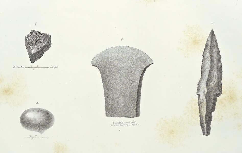 Antiquites Mexicaines - 3ème Expedition - Planche II (1844)