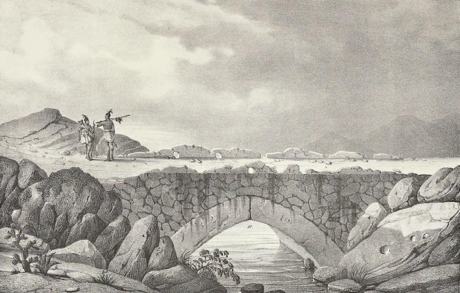 Antiquites Mexicaines - 3ème Expedition - Planche VI (1844)