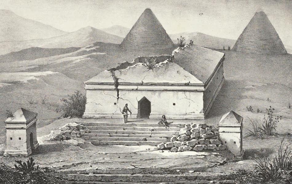Antiquites Mexicaines - 3ème Expedition - Planche X (1844)