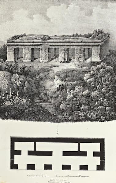 Antiquites Mexicaines - 3ème Expedition - Planche XXVIII (1844)