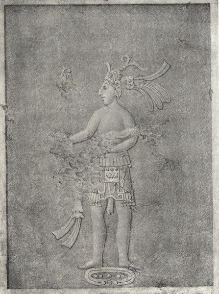 Antiquites Mexicaines - 3ème Expedition - Planche XXX (1844)