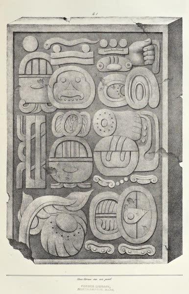 Antiquites Mexicaines - 3ème Expedition - Planche XXXXIX (1844)