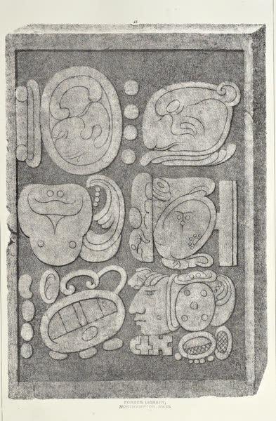 Antiquites Mexicaines - 3ème Expedition - Planche XL (1844)