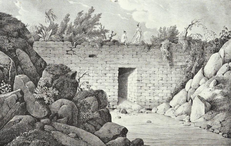 Antiquites Mexicaines - 3ème Expedition - Planche XLVI (1844)