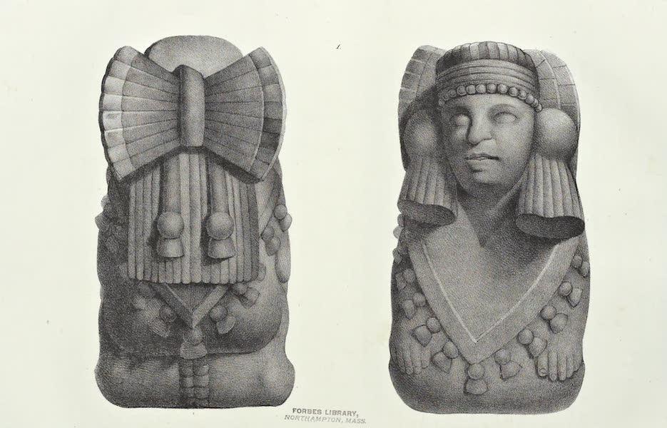 Antiquites Mexicaines - Planche Supplémentaire - I (1844)