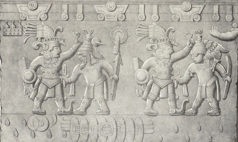 Antiquites Mexicaines - Planche Supplémentaire - IV (1844)