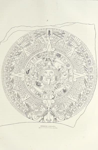 Antiquites Mexicaines - Planche Supplémentaire - V (1844)