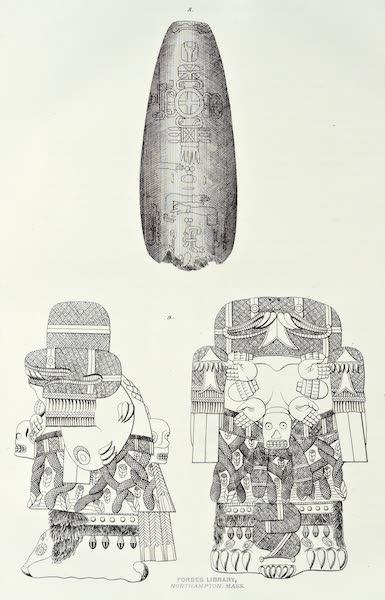 Antiquites Mexicaines - Planche Supplémentaire - VI (1844)