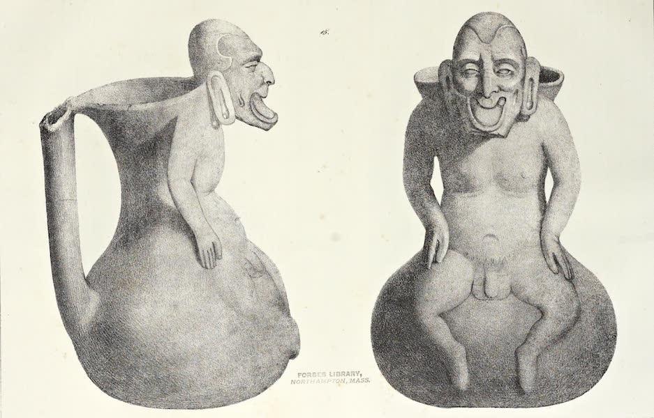 Antiquites Mexicaines - Planche Supplémentaire - IX (1844)