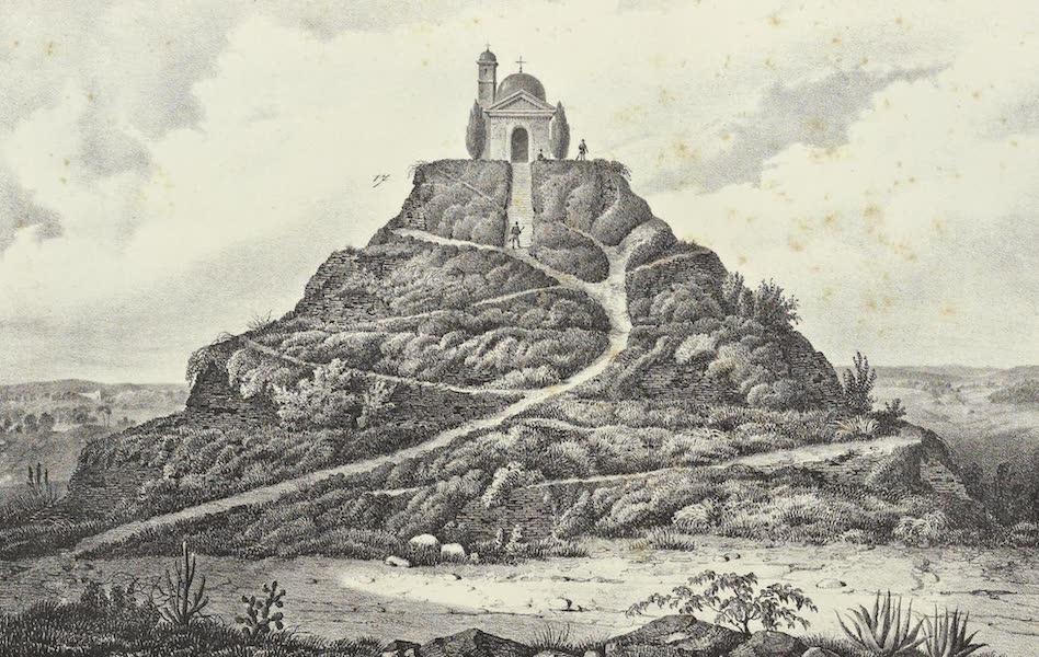 Antiquites Mexicaines - 1er Expedition - Planche XVI (1844)