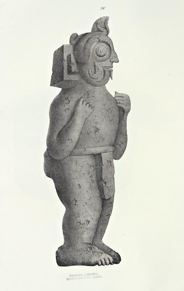 Antiquites Mexicaines - 1er Expedition - Planche XXIV (1844)