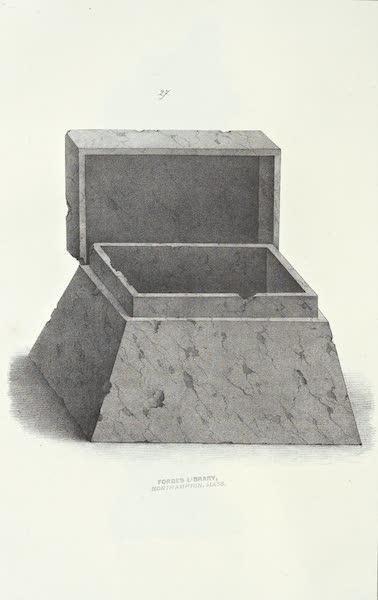Antiquites Mexicaines - 1er Expedition - Planche XXV (1844)