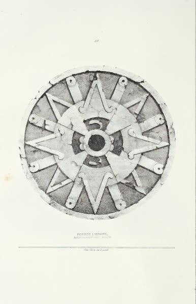 Antiquites Mexicaines - 1er Expedition - Planche XXVI (1844)